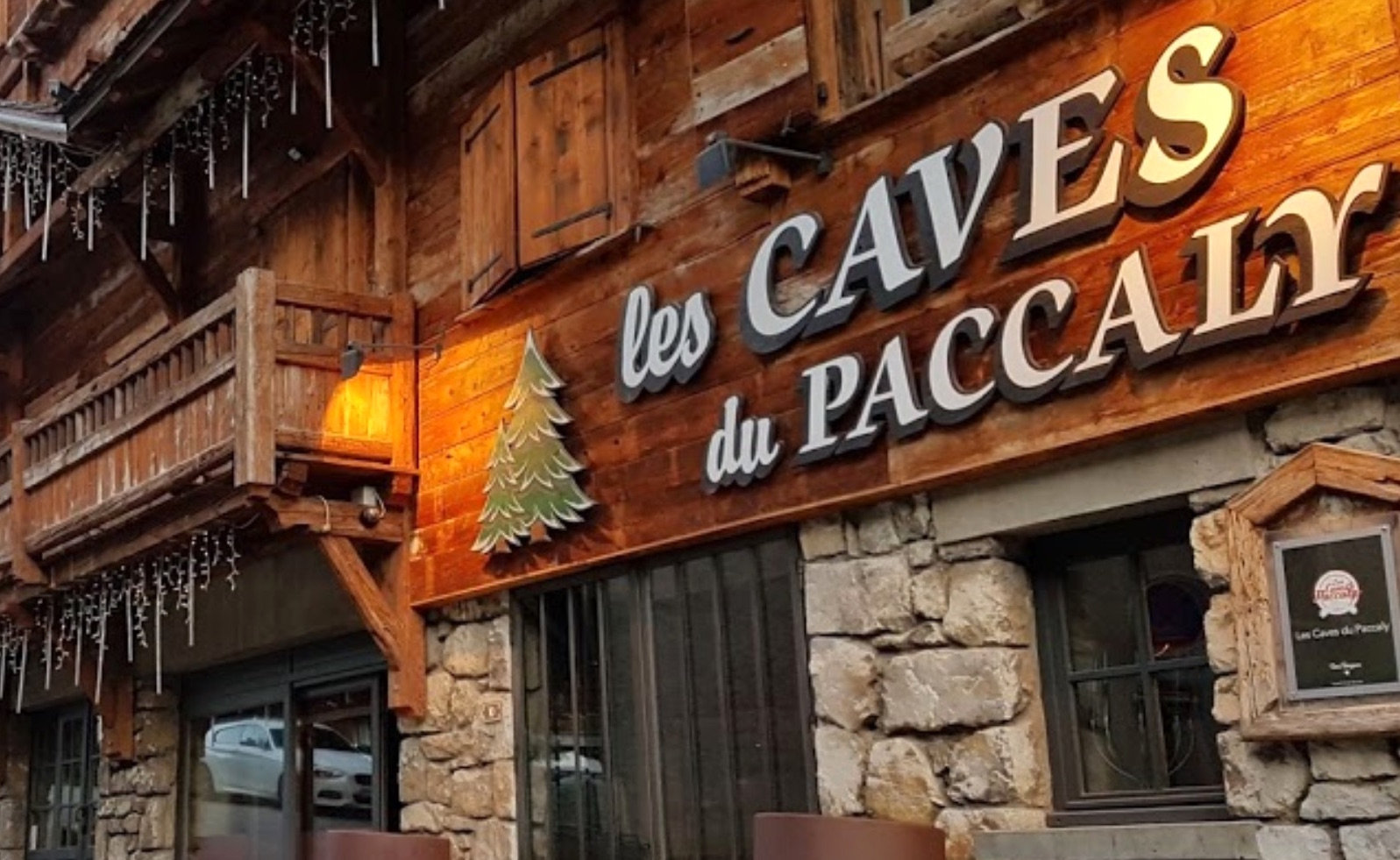 Les Caves du Paccaly